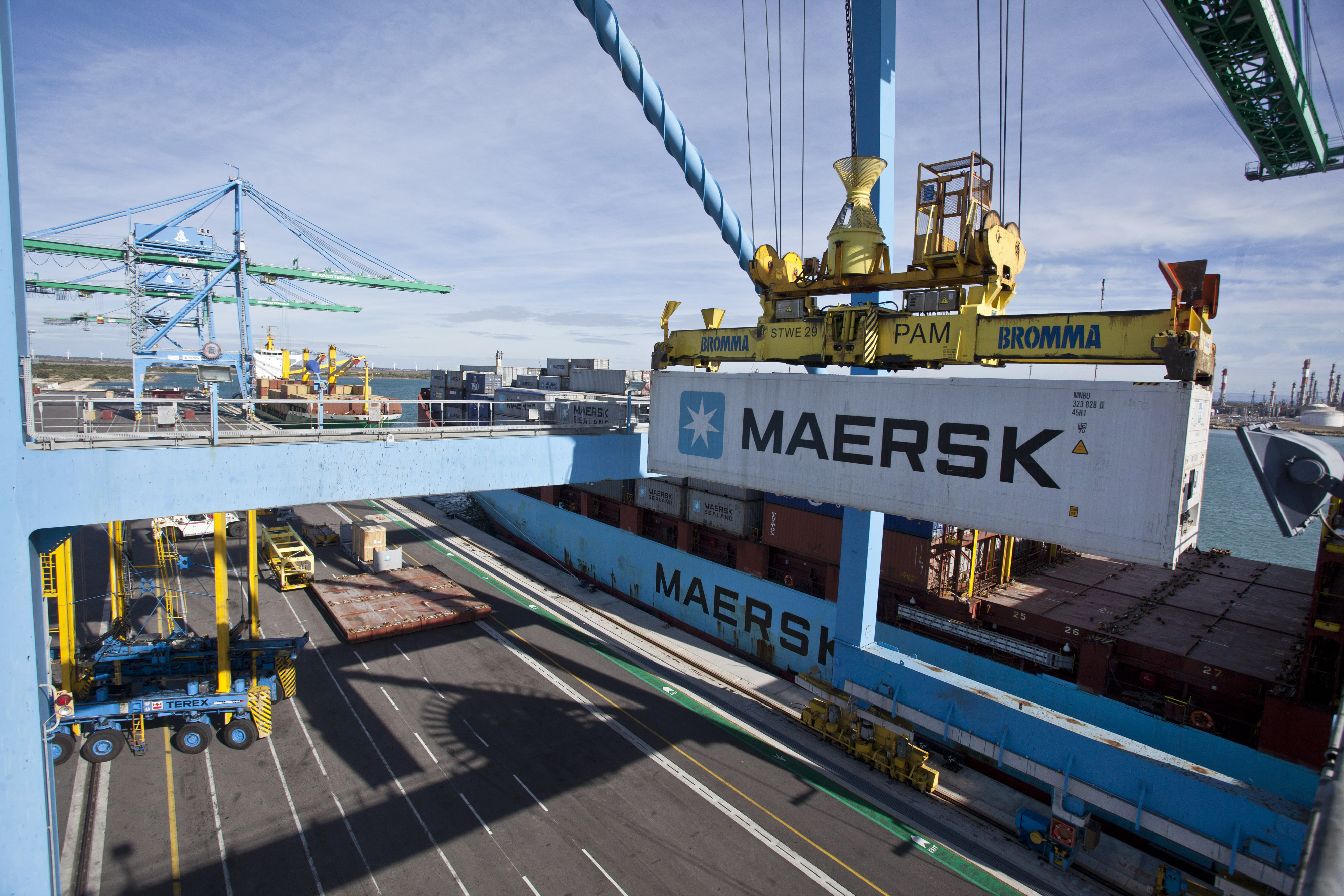 Maersk Line goes live on NYSHEX with TPEB offers